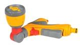 Afbeelding vanHozelock Ultra Twist spuitpistool Sprinkler 4 spuitpatronen