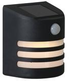 Afbeelding vanLuxform wandlamp Gap (met bewegingssensor)
