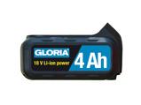 Afbeelding vanGloria 728970.0000 18V Li Ion accu voor MultiBrush 4.0Ah
