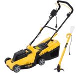 Afbeelding vanPowerplus Elektrische Grasmaaier en Trimmer POWXG6211T
