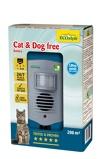 Afbeelding vanOngedierteverjager Katten&Honden 200 200m2 geluid sensor