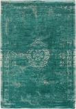 Afbeelding vanLouis de Poortere Fading World Medallion vloerkleed (Afmetingen: 200x140 cm, Basiskleur: groen)