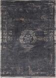 Afbeelding vanLouis de Poortere Fading World Medallion vloerkleed (Afmetingen: 200x140 cm, Basiskleur: zwart)