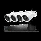 Afbeelding vanReolink RLK8 410B4 8 Kanaals Beveiligingscamera Systeem