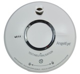Afbeelding vanAngeleye Optische Rookmelder Thermoptek Hittemelder inclusief Lithium batterij