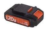 Afbeelding vanPowerplus Dual Power accu 20V 1,5 Ah Li Ion voor gereedschap