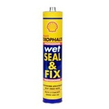 Afbeelding vanIllbruck Shell Wet Seal & Fix 310 ml Tixophalte afdichtingskit