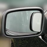 Afbeelding vanCarpoint Dodehoekspiegel 83x47mm rechthoek 23271