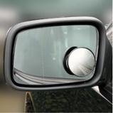 Afbeelding vanCarpoint Dodehoekspiegel Zelfklevend Ø 50 mm