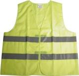 Afbeelding vanCarpoint veiligheidshesje Oxford polyester geel maat XL