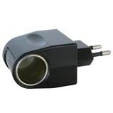 Afbeelding vanCarpoint omvormer voor binnenshuis 230V 12V zwart
