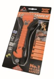 Afbeelding vanLifehammer veiligheidshamer classic glow in the dark oranje