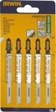 Afbeelding vanIrwin 10504222 HCS Decoupeerzaagblad T101D 100mm 6TPI Hout (5st)