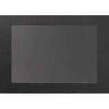 Afbeelding vanASA Selection Placemat Antraciet 33 x 46 cm