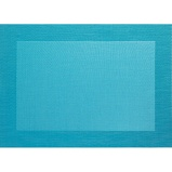 Afbeelding vanASA Selection placemat 33 x 46cm turquoise