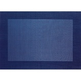 Afbeelding vanASA Selection Placemat Donker Blauw 33 x 46 cm