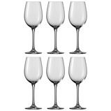 Afbeelding vanSchott Zwiesel Classico Bourgogne Wijnglazen 0,41 L 6 st. Transparant