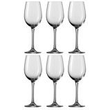 Afbeelding vanSchott Zwiesel Classico Witte Wijnglazen 0,31 L 6 st. Transparant