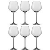 Afbeelding vanSchott Zwiesel Fortissimo Wijnglazen Bourgogne 0,73 L 6 st. Transparant