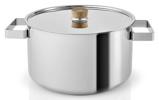 Afbeelding vanEva Solo Nordic Kitchen Kookpan 6 L Zilver