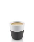 Afbeelding vanEva Solo Espresso Kopjes Zwart 8 cl 2 Stuks