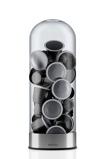 Afbeelding vanEva Solo Koffiecups Dispenser Transparant/Zilver