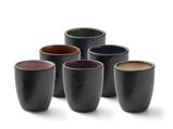 Afbeelding vanBitz espresso kopjes (10 cl) (6 stuks)
