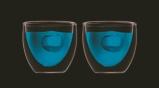 Afbeelding vanBodum Dubbelwandige Glazen Pavina 8 cl 2 Stuks
