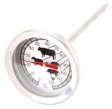 Afbeelding vanExcellent Houseware Vleesthermometer RVS