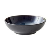 Afbeelding vanBitz Diep Bord Zwart Donkerblauw Ø 24 cm