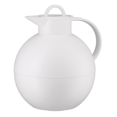 Image of Alfi Thermos Flask Kugel White Matte 0.94 L