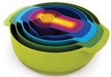 Afbeelding vanJoseph Nest 9 delige schalenset (Kleur: multicolour)