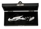 Afbeelding vanLaguiole Style de Vie Kurkentrekker Zwart Hout in Giftbox