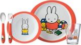 Afbeelding vanMepal Nijntje Kinderservies 5 delig Multicolor