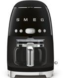 Afbeelding vanSmeg DCF02BLEU Filter Koffiezetapparaat Zwart