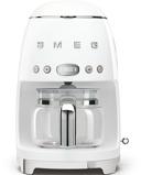 Afbeelding vanSmeg DCF02WHEU Filter Koffiezetapparaat Wit