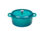 Afbeelding vanSola Braadpan gietijzer blauw 20 cm