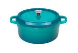 Afbeelding vanSola Braadpan 24 cm Blauw/Groen