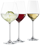 Afbeelding vanSchott Zwiesel Fortissimo 18 delige wijnglazenset