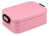 Afbeelding vanMepal Lunchbox Take a break midi Nordic roze   Mepal Ellipse Artikelen