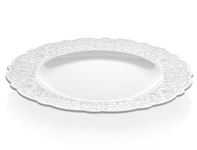 Image of Alessi Dinner Plate Dressed ? 27.5 cm