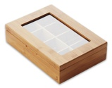Image ofPoint Virgule tea box with 8 compartments