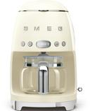 Afbeelding vanSmeg DCF02CREU Filter Koffiezetapparaat Crème