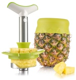 Afbeelding vanTomorrow's Kitchen Ananassnijder Gift pack, Groen, Stainless steel