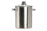 Afbeelding vanCosy & Trendy Asperge Kookpot 16 cm Zilver
