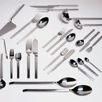 Thumbnail of Alessi Dry fish fork