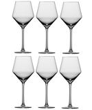 Afbeelding vanSchott Zwiesel Pure Wijnglazen Beaujolais 0,47 L 6 st. Transparant