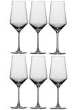 Afbeelding vanSchott Zwiesel Pure Wijnglazen Bordeaux 0,68 L 6 st. Transparant