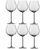 Afbeelding vanSchott Zwiesel Diva Wijnglazen Bourgogne 0,84 L 6 st. Transparant