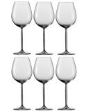 Afbeelding vanSchott Zwiesel Diva Water/ Sapglazen 0,61 L 6 st. Transparant